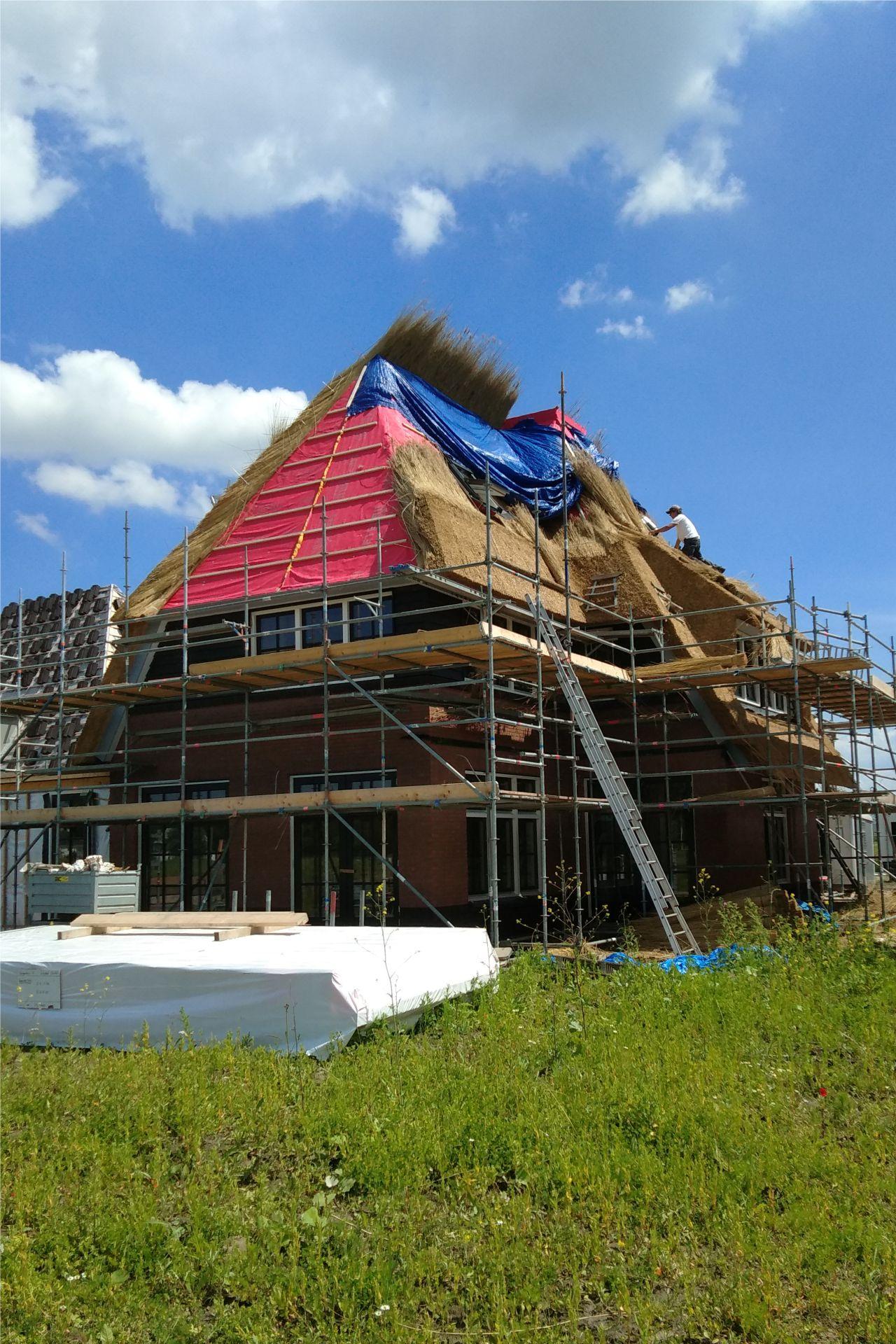 WiFi-voor nieuwbouw villa's
